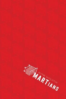 MARTians Cover