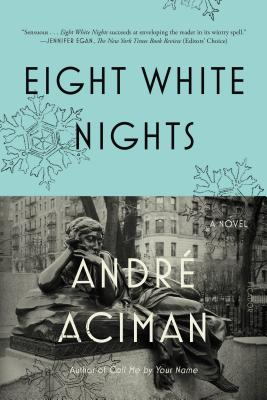 Eight White Nights: A Novel Cover Image