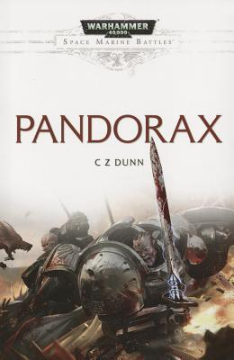 Cover for Pandorax (Space Marine Battles #15)