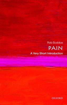 Pain: A Very Short Introduction Cover Image