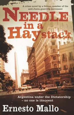 Needle in a Haystack (Inspector Lascano Mystery) Cover Image