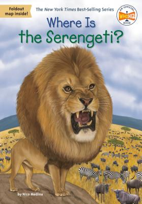 Where Is the Serengeti? (Where Is?) Cover Image