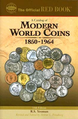An Official Red Book: A Catalog of Modern World Coins 1850-1964 (Official Red Books) Cover Image
