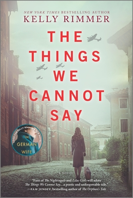 The Things We Cannot Say Cover Image