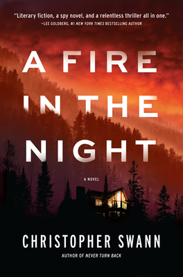 Cover for A Fire in the Night