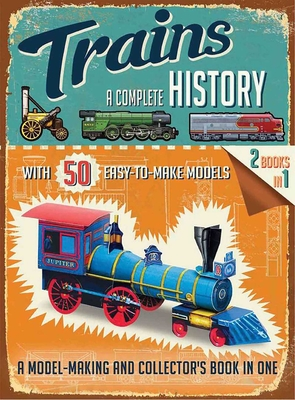 Trains: A Complete History Cover Image