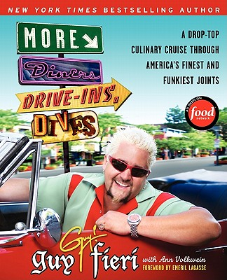 More Diners, Drive-Ins and Dives Cover