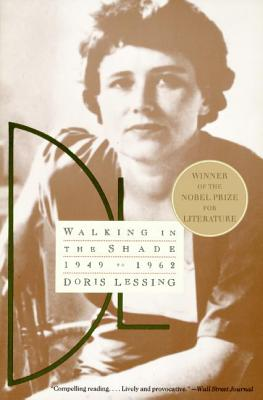 Walking in the Shade: Volume Two of My Autobiography--1949-1962 Cover Image