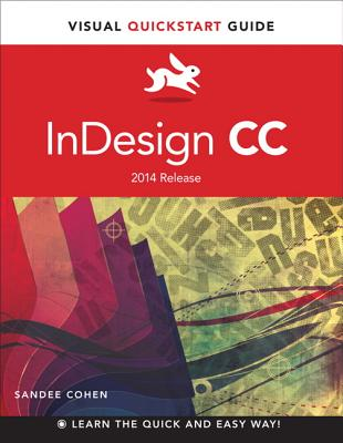 Indesign CC: Visual QuickStart Guide (2014 Release) Cover Image