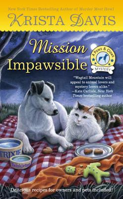 Mission Impawsible (A Paws & Claws Mystery #4) Cover Image