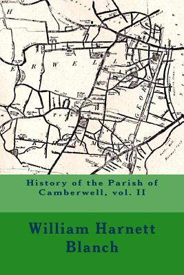 History of the Parish of Camberwell, vol. II Cover Image