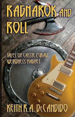 Cover for Ragnarok and Roll