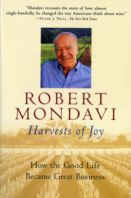 Cover for Harvests of Joy