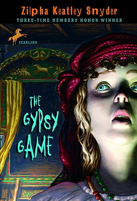 The Gypsy Game Cover Image