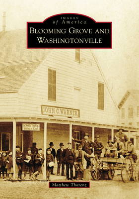 Blooming Grove and Washingtonville (Images of America) Cover Image