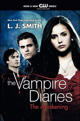 The Awakening (Vampire Diaries #1) Cover Image