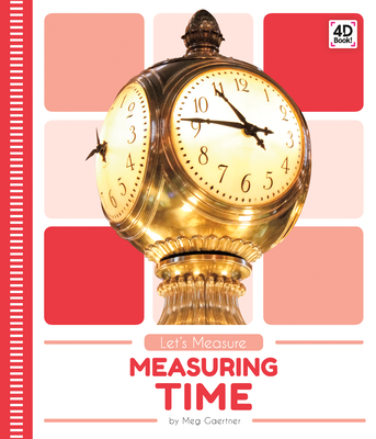 Measuring Time (Let's Measure) Cover Image