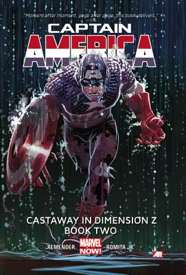 Captain America Volume 2 cover image