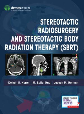 Stereotactic Radiosurgery and Stereotactic Body Radiation Therapy (Sbrt) Cover Image