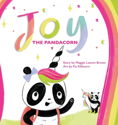 Cover for Joy the Pandacorn