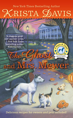 The Ghost and Mrs. Mewer Cover