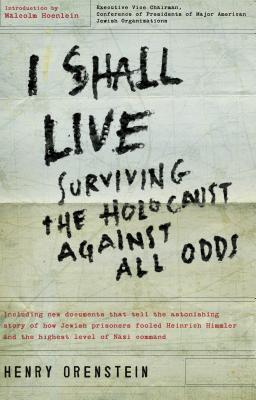 I Shall Live Cover
