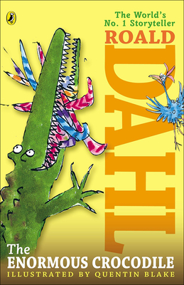 The Enormous Crocodile Cover Image