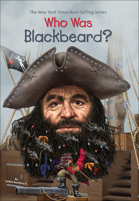 Who Was Blackbeard? (Who Was...?) Cover Image