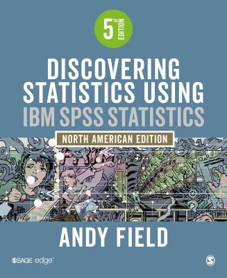 Discovering Statistics Using IBM SPSS Statistics Cover Image