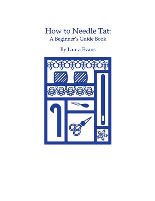 How to Needle Tat: A Beginner's Guide Book Cover Image