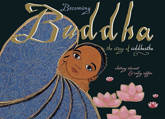 Cover for Becoming Buddha