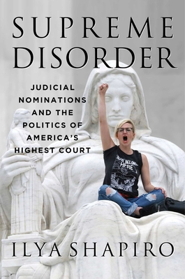 Cover for Supreme Disorder