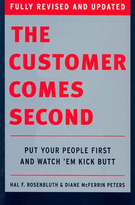 The Customer Comes Second Cover