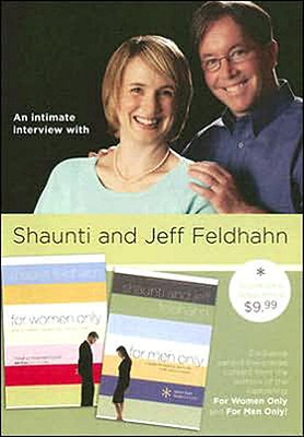 An Intimate Interview with Shaunti and Jeff Feldhahn Cover