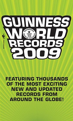 Guinness World Records 2009 Cover
