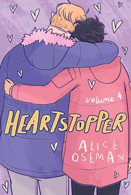 Heartstopper: Volume 4 Cover Image