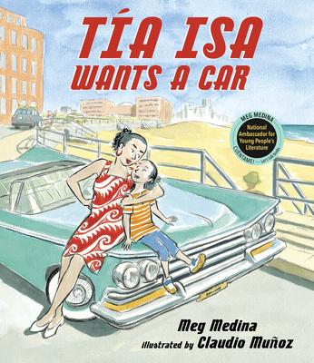 Tia Isa Wants a Car Cover