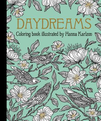 Daydreams Coloring Book: Originally Published in Sweden as -Dagdrommar- Cover Image