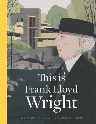 This is Frank Lloyd Wright Cover Image