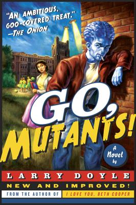 Go, Mutants! cover image
