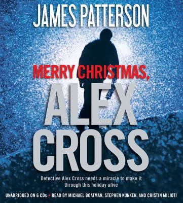 Merry Christmas, Alex Cross (Alex Cross Novels #19) Cover Image