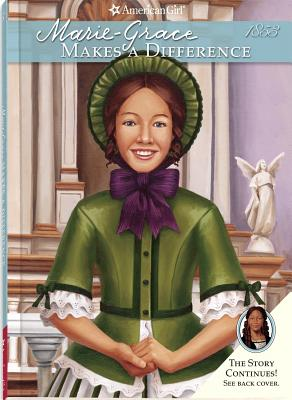 Marie-Grace Makes a Difference Cover Image
