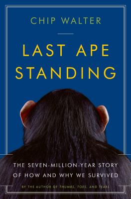Last Ape Standing Cover