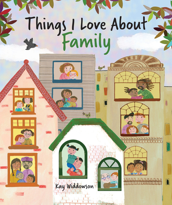 Things I Love about Family Cover Image