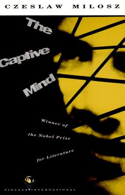 The Captive Mind Cover