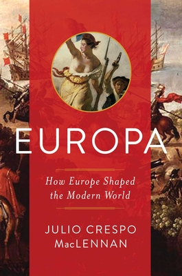 Cover for Europa