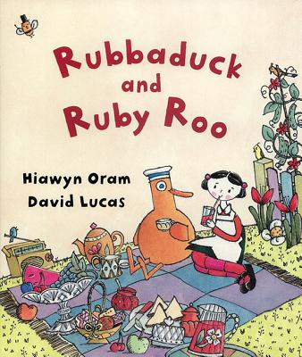 Rubbaduck and Ruby Roo Cover