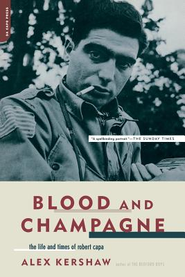 Cover for Blood And Champagne