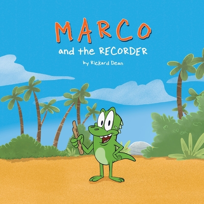 Marco and the Recorder Cover Image