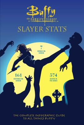 Buffy the Vampire Slayer: Slayer Stats: The Complete Infographic Guide to All Things Buffy Cover Image